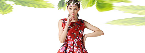 Abbigliamento alla moda grazioso Debra