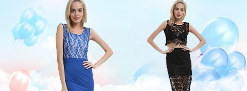 Elegantní šaty -FF0506