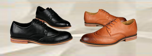 Men's Oxford shoes clearance