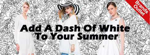 Add A Dash Of White To Your Summer