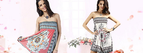 Vestidos Originales a la Moda Mini Dresses