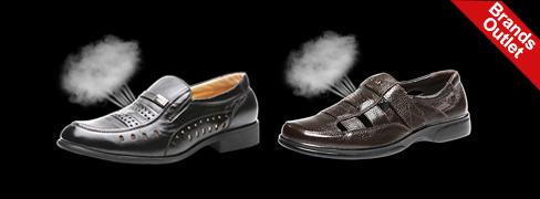 I Can Breathe-Cool Men's Sandals