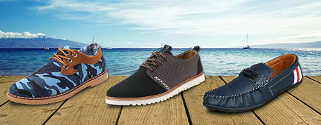 Qiyu Men's Casual Shoes, Up To 70% OFF