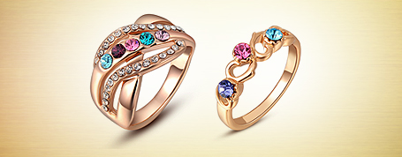 Free Shipping Roxi Elegant Rings&More, Up To 80% OFF