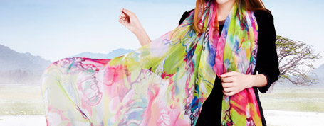 Free Shipping Huaijiec Printing Fashion Shawl, Up To 75% OFF