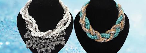 Collares y Pendientes Elegantes Masoo