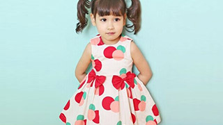 Cute Kid's Clothing Bonito