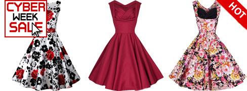 Elképesztő divatos ruhák Voin