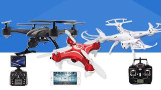 RC Quadcopters & Multi-Rotors