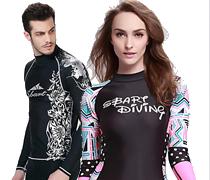 SBART® Women's & Men's Wetsuits
