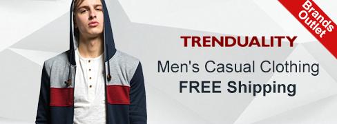 Trenduality® Pánská móda