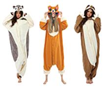 Kigurumi-pyjama's