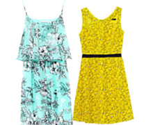 Women's Printed Dress Collection