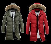Nová pánská zimní móda I