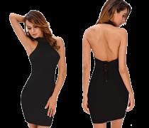 Krásné dámské šaty I