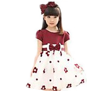 Dresses & Suits & Shoes For Flower Kids