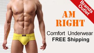 Am Right® Underwear