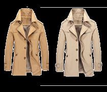 Casacos & Trench Coats Masculinos I