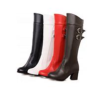 Women's Boots & Heels