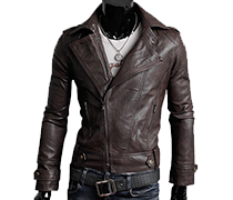 2016 Men's Leather Jackets
