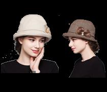 Úchvatné klobouky I
