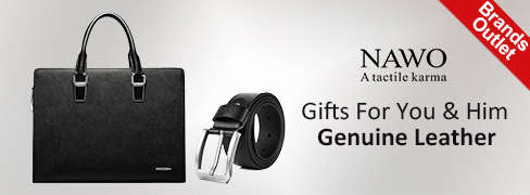 NAWO® Genuine Leather Bags & Belts