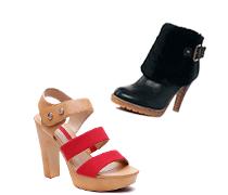 Heels & Boots Huge Sale