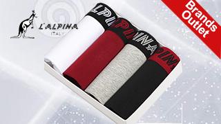 L'ALPINA® Underwear