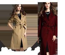 Zimní dámské oděvy I