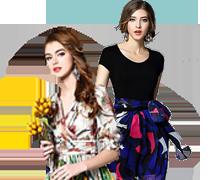 Haoduoyi® Női ruházat Ewheat®