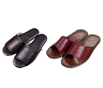 Leather Indoor Slippers