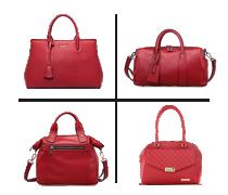 Women's Red Bags