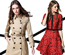 Women's Fall looks BURDULLY®