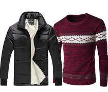 Men's Fashion Warm Clothing