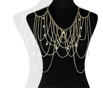 Body Chain Jewelry!
