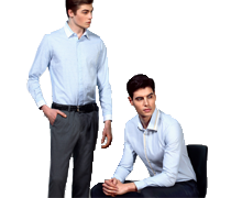 JamesEarl® Men's Basic Shirts