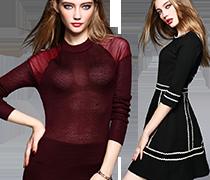 BOMOVO® Women's Dresses  New Arrival