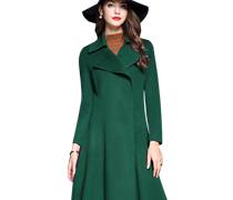 Women's Warm Wool Coats