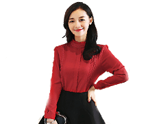 Bright-Color Women's Clothing