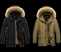 Nové pánské zimní kabáty I