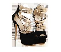 Stiletto Heel Sandals