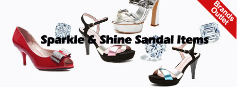 Sparkle & Shine Sandal Items
