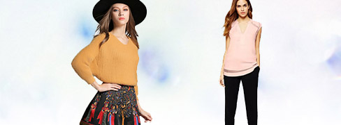 Women's Fashion Tops New In