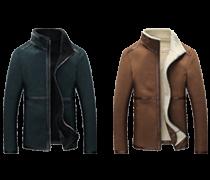 Zimní pánské kabáty I