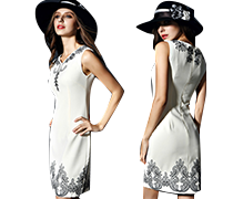 שמלות אופנה מדהימות KLIMEDA