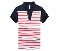 Men's Striped Polos