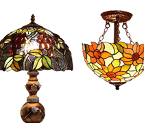 Lamps On Table/Ceiling/Wall