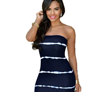 Women Summer Sexy Dress-Isunny