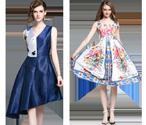 Trendy dametøj