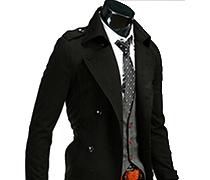 Pánské košile a kabáty I